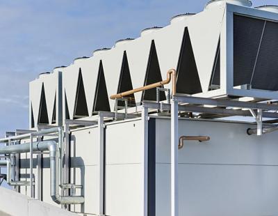 טיפול בצ'ילרים ומערכות מים סגורות