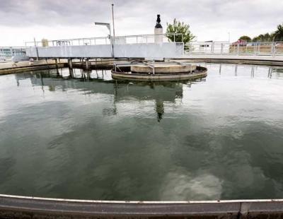הכלרת מאגרי מים